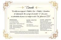 Convite Posse 2021